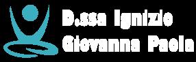 D.ssa Giovanna Paola Ignizio Logo